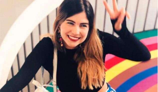 Melissa Arbeláez, artista colombiana