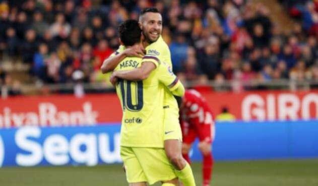 Barcelona ganó al Betis