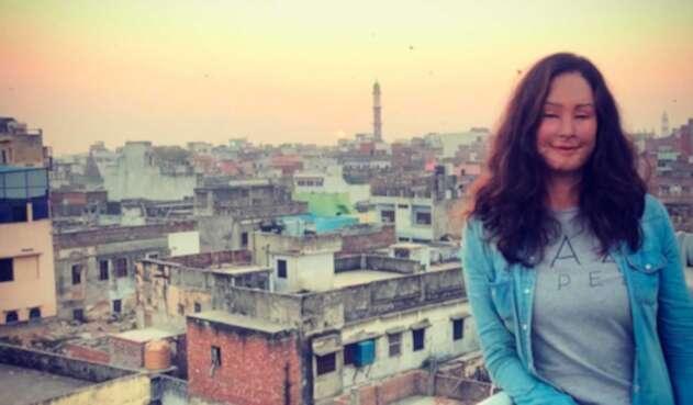 Natalia Ponce de León lucha por ayudar a las mujeres víctimas de violencia de género