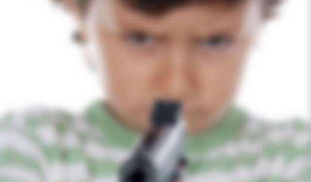 Niño asesino