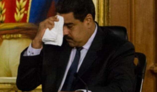"""El presidente de Venezuela, Nicolás Maduro, dijo el pasado viernes que abrió """"canales de diálogo y de entendimiento"""" con embajadores de varios países de la Unión Europea."""