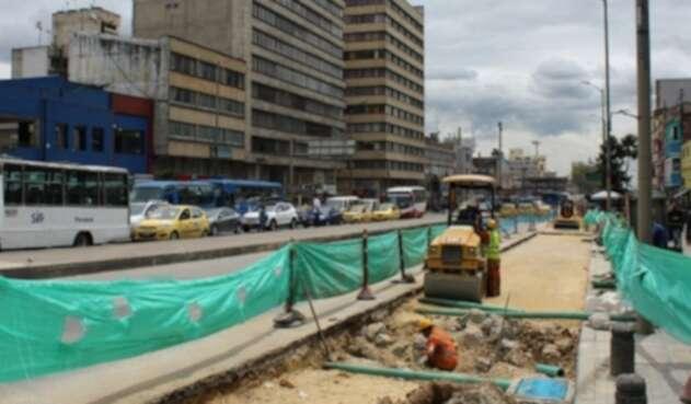 Obras en Calle 19