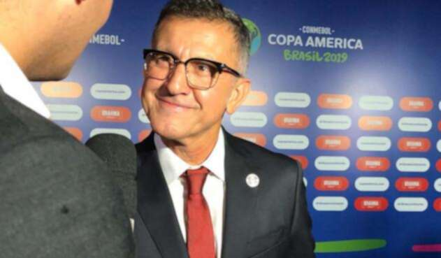 Juan Carlos Osorio, DT de Paraguay