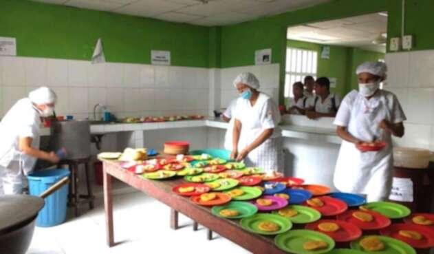 Programa de Alimentación Escolar Sucre