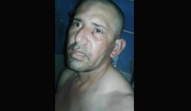 Pastor Gómez Vaca, asesino de la niña Angie Lorena Nieto.
