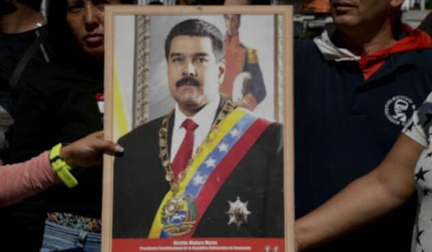 Nicolás Maduro se posesionó para asumir el poder hasta 2025.