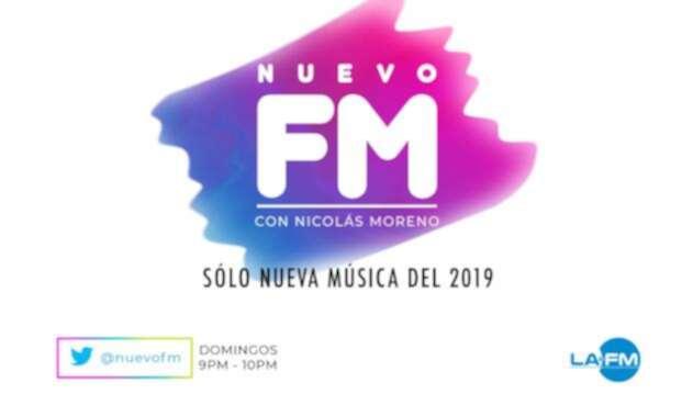 #NuevoFm – Playlist 230 / Domingo 20 de enero 2019
