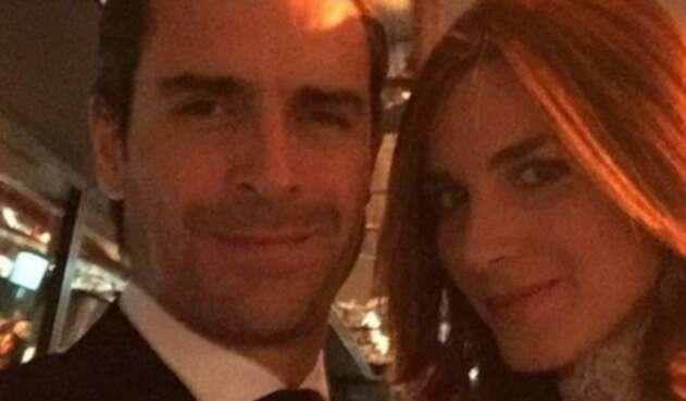 El actor y la ex Señorita Colombia publicaron un recuerdo del día de su boda, donde Tarud se equivocó durante los votos matrimoniales.