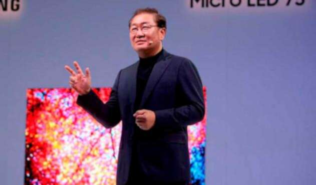 Samsung micro led 75 pulgadas