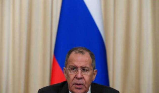 Serguéi Lavrov dice que Rusia intentará ayudar a resolver la crisis en Venezuela
