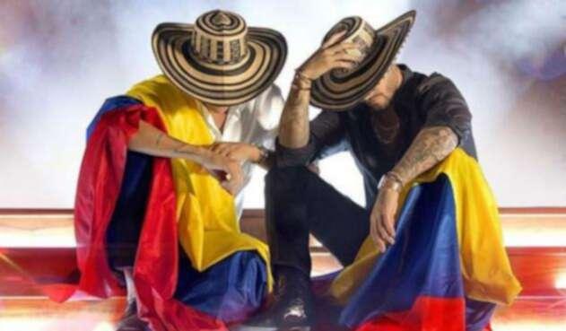 Silvestre Dangond y Maluma