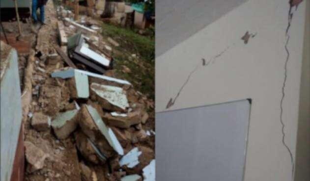 Los municipios de Planadas, Rioblanco y Ataco reportaron novedades.