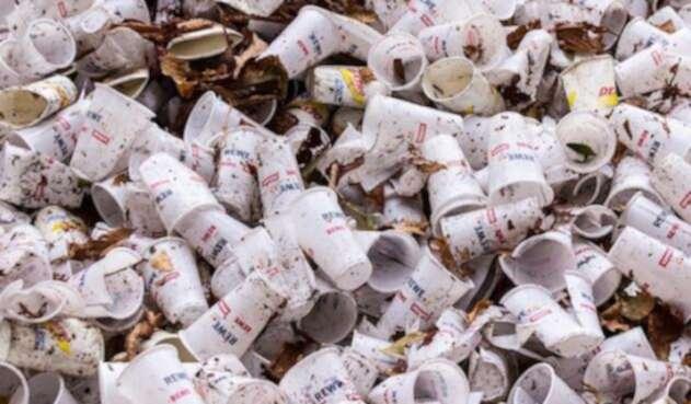 El propósito de este proyecto es bajar la contaminación por el uso de plásticos.