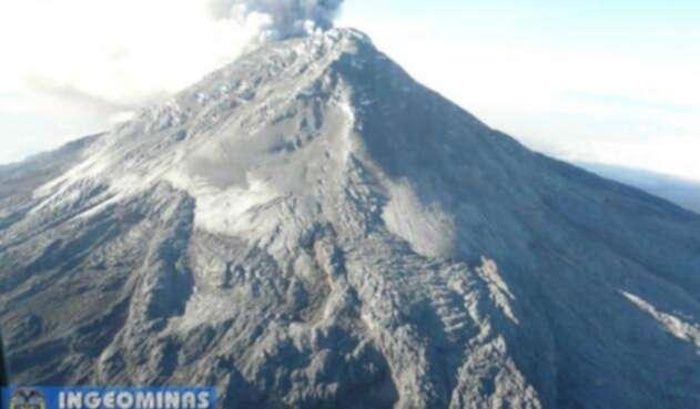 El Volcán Nevado del Huila