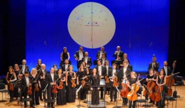 Orquesta Sinfónica Nacional de Colombia