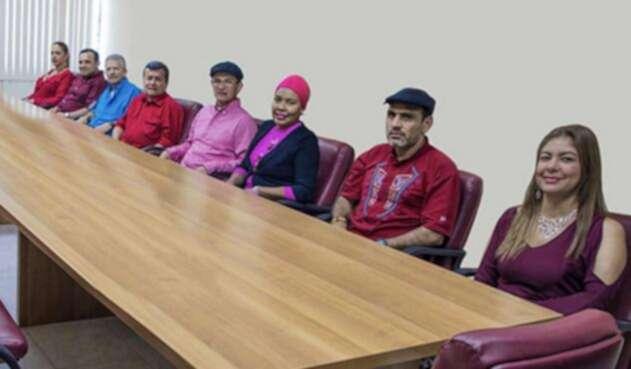 Delegación del ELN en La Habana
