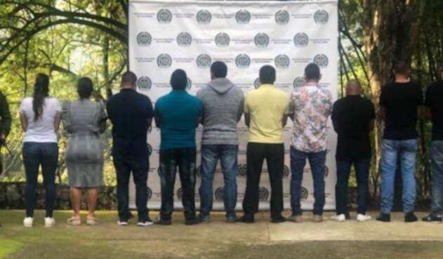 Desde Líbano, Estados Unidos y Bolivia lideraban red de minería ilegal en Chocó