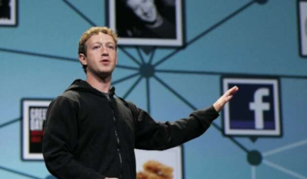 Mark Zuckerberg creador de Facebook