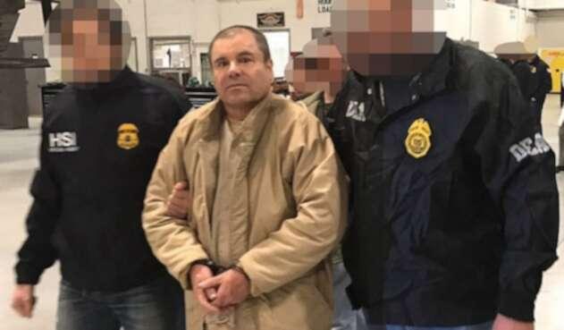 El Chapo Guzmán, condenado a cadena perpetua en EE.UU.