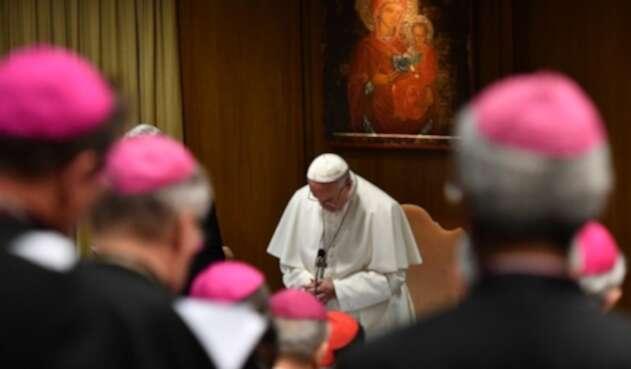 Papa Francisco cumbre sobre pederastia