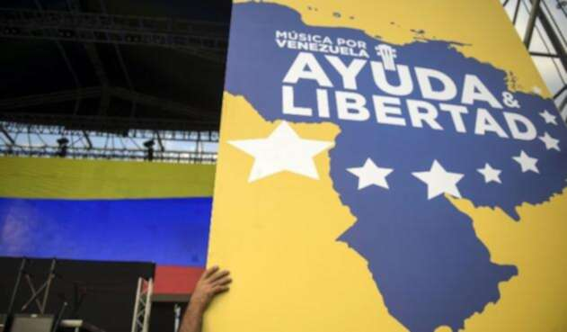 Cúcuta está lista para el concierto por Venezuela