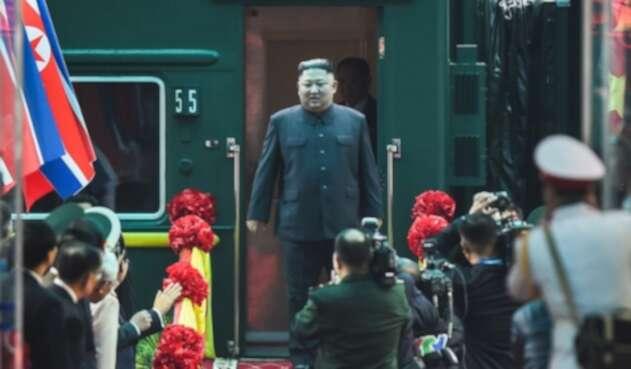 Líder Corea del Norte, Kim Jong -un