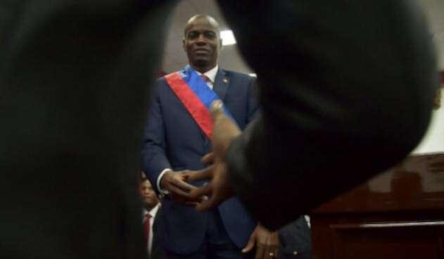 Haití se encuentra desde la semana pasada en una grave crisis política por las violentas protestas convocadas por un sector de la oposición, cuyo principal reclamo es la renuncia del presidente Jovenel Moise.