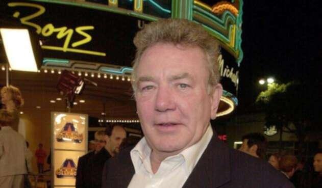 El actor británico Albert Finney.