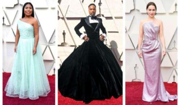 Alfombra roja Premios Óscar