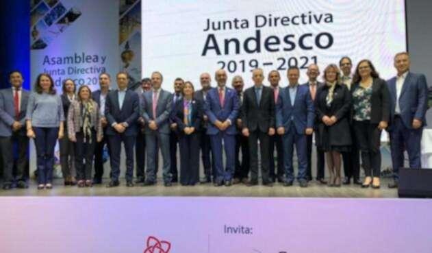 En la asamblea de Andesco, Astrid Álvarez fue elegida como presidenta de Junta Directiva.