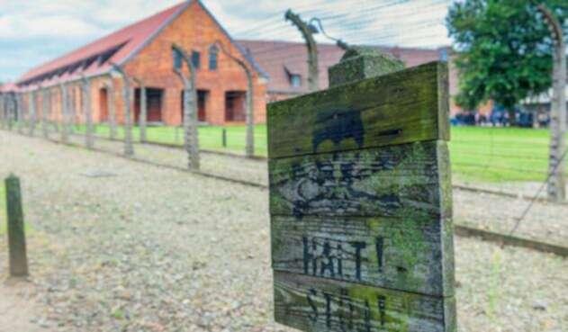 Los campos de concentración de Auschwitz.