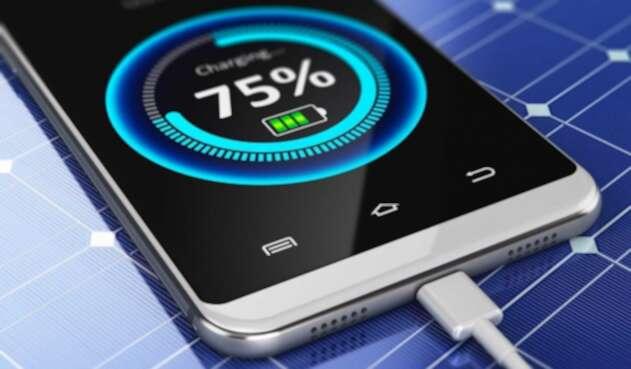 Duración de la Batería de un smartphone