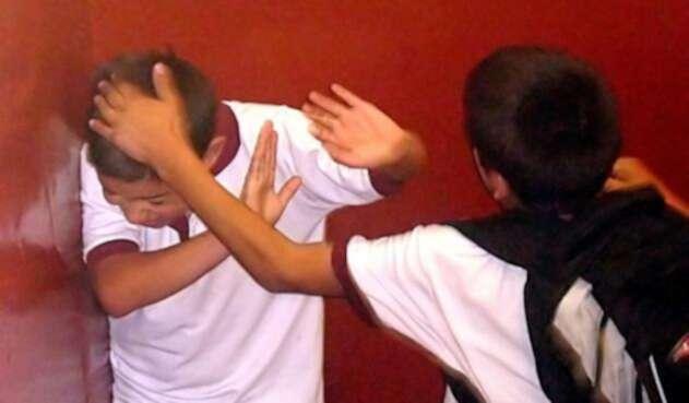 Bullying en colegios