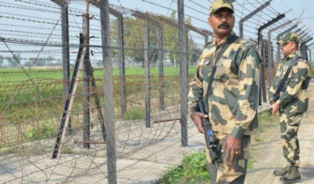 Frontera India - Pakistan