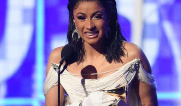 Cardi B, la nueva estrella de la música en EE.UU.