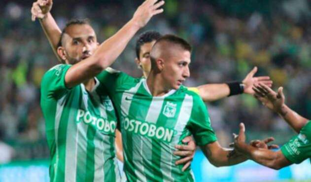 Atlético Nacional viene de vencer al Deportivo La Guaira en la Copa Libertadores.