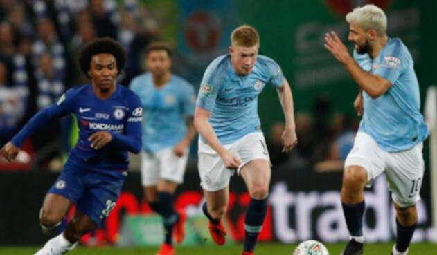 Chelsea vs Manchester City - Carabao Cup