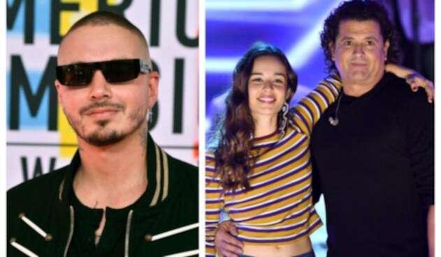 Colombianos que podrían llevarse un Grammy