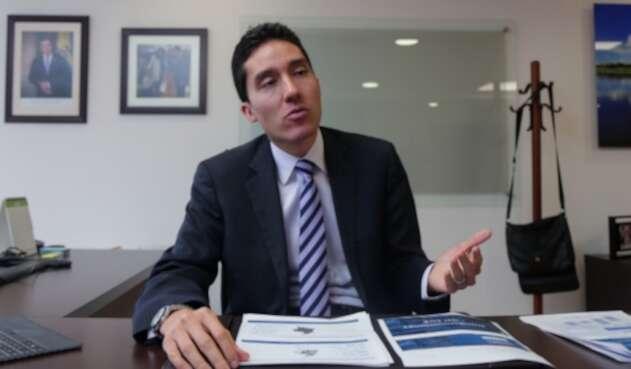 Luis Fernando Mejía, director de Fedesarrollo y exdirector de Planeación Nacional