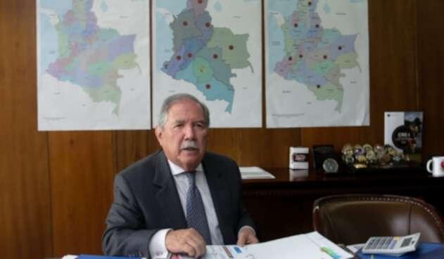 Guillermo Botero, ministro de la Defensa nacional
