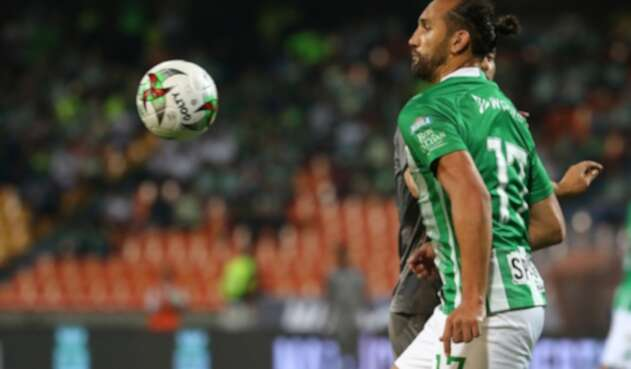 Hernán Barcos - Atlético Nacional