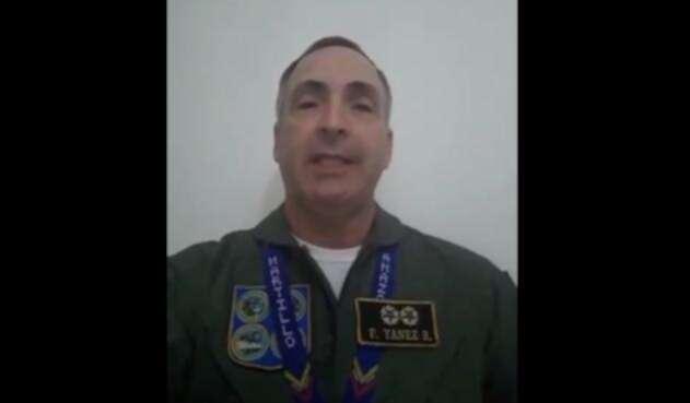 general de división de la Aviación venezolana Francisco Yanez