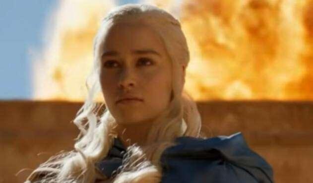 Emilia Clarke no era la primera opción de la producción para interpretar a la reina dragón.