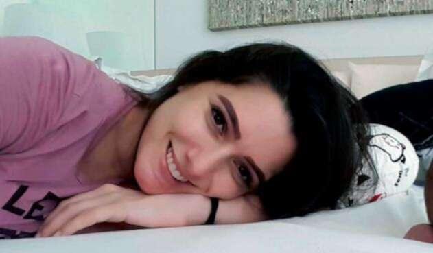 Daniela Donado, modelo y presentadora