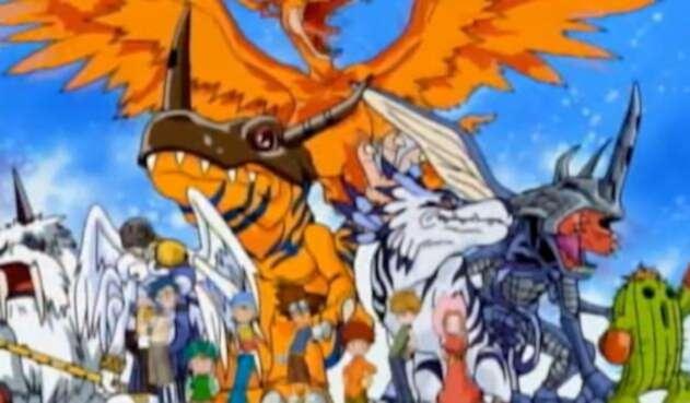 Un diseñador le dio vida a los personajes de la famosa serie anime sobre un mundo alterno lleno de criaturas extrañas.