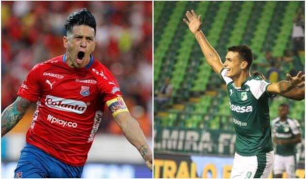 Independiente Medellín vs Deportivo Cali