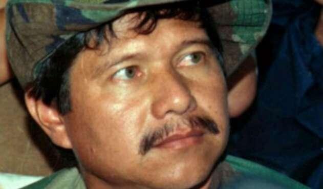 Fabián Ramírez, exjefe de las Farc