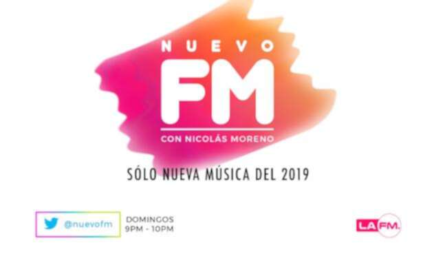 #NuevoFm – Playlist 235 / Domingo 24 de febrero 2019