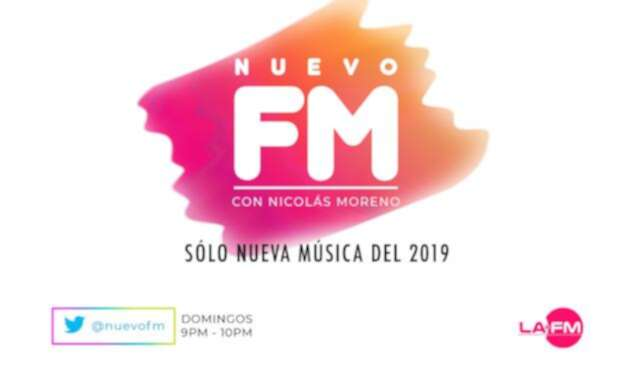 #NuevoFm – Playlist 233 / Domingo 10 de febrero 2019