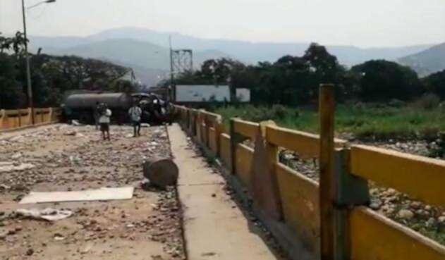 Frontera con Venezuela